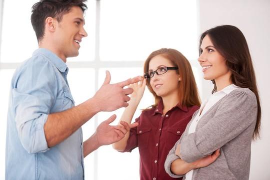 Hóa giải mâu thuẫn giữa sếp và nhân viên - Ảnh 3.