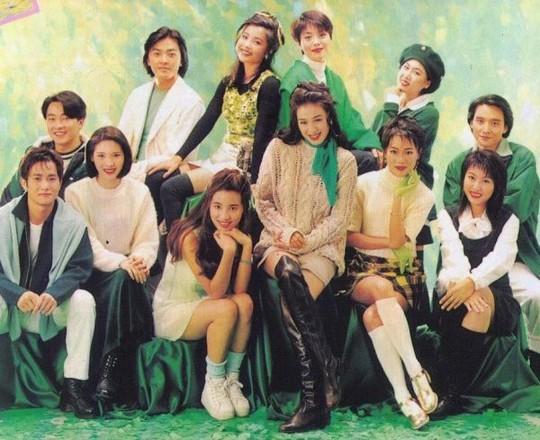 Chùm ảnh quý hiếm của dàn sao TVB - Ảnh 2.