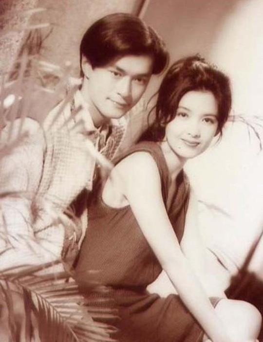 Chùm ảnh quý hiếm của dàn sao TVB - Ảnh 11.