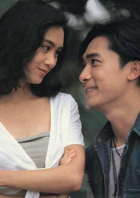 Chùm ảnh quý hiếm của dàn sao TVB - Ảnh 14.