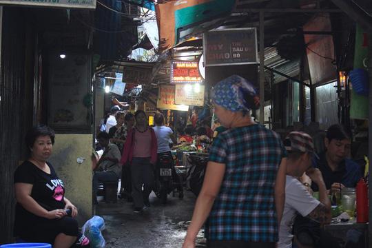 Lạc bước vào ngõ thiên đường đồ ăn Việt khiến du khách mê đắm - Ảnh 12.