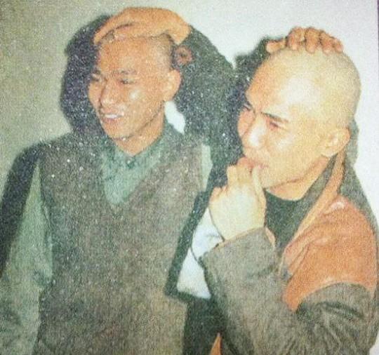 Chùm ảnh quý hiếm của dàn sao TVB - Ảnh 19.