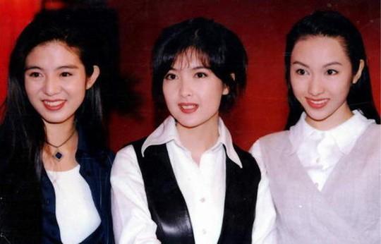 Chùm ảnh quý hiếm của dàn sao TVB - Ảnh 20.