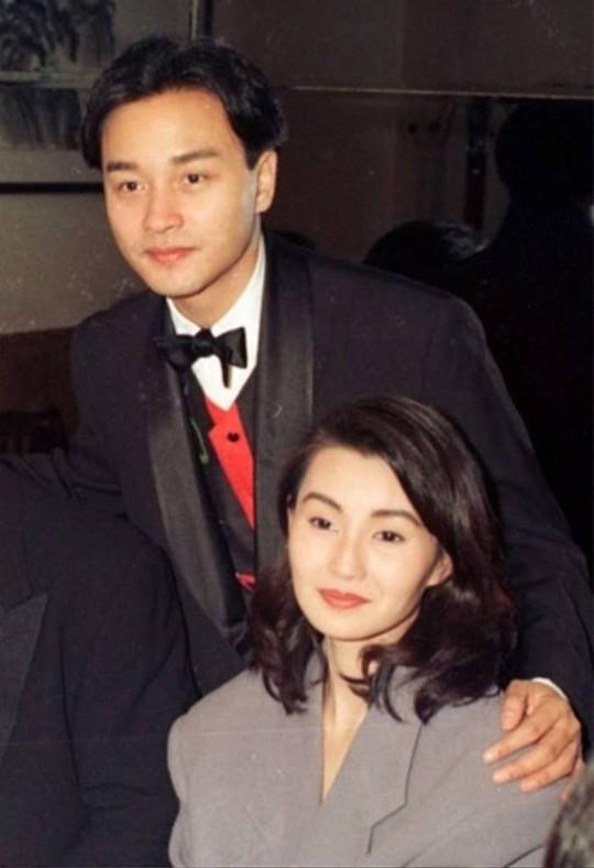 Chùm ảnh quý hiếm của dàn sao TVB - Ảnh 4.