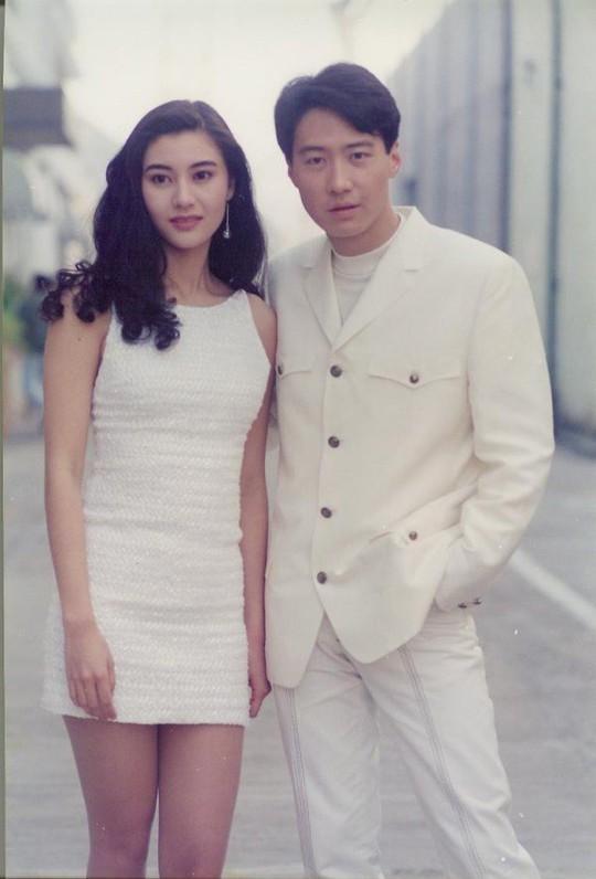 Chùm ảnh quý hiếm của dàn sao TVB - Ảnh 7.