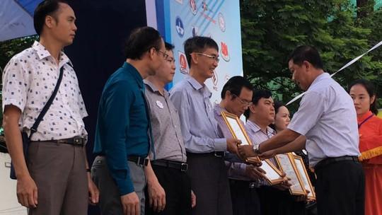 TP HCM: Khai mạc ngày hội giáo dục nghề nghiệp - Ảnh 2.