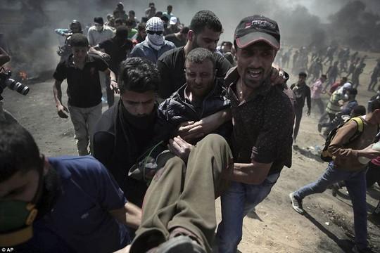 Jerusalem căng thẳng, hàng chục người Palestine thiệt mạng ở Gaza - Ảnh 6.