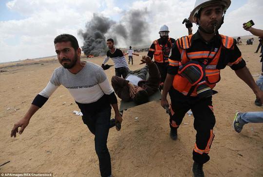 Jerusalem căng thẳng, hàng chục người Palestine thiệt mạng ở Gaza - Ảnh 5.