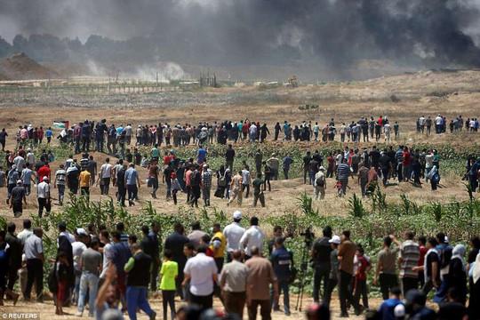 Jerusalem căng thẳng, hàng chục người Palestine thiệt mạng ở Gaza - Ảnh 4.