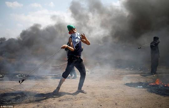 Jerusalem căng thẳng, hàng chục người Palestine thiệt mạng ở Gaza - Ảnh 3.