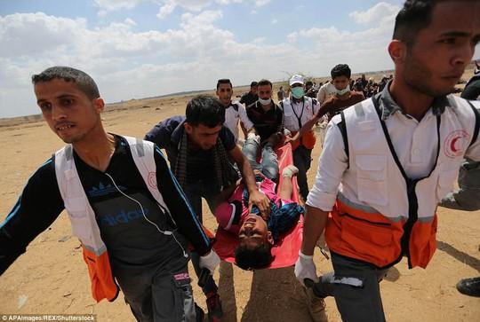 Jerusalem căng thẳng, hàng chục người Palestine thiệt mạng ở Gaza - Ảnh 2.