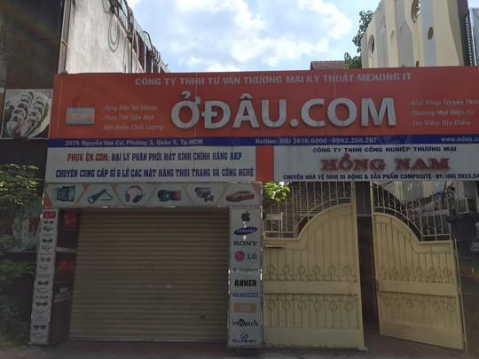 TP HCM: Nhiều cửa hàng giật tít gây sốc để câu khách - Ảnh 1.