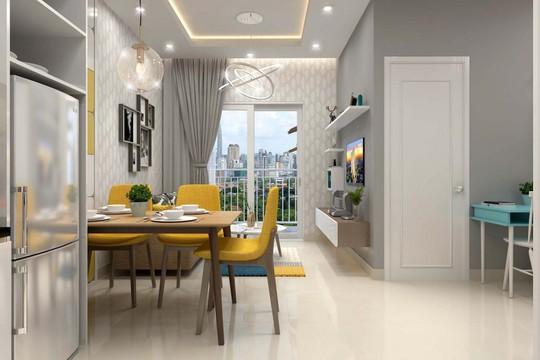 Tập đoàn Socon làm tổng thầu Block B dự án căn hộ Samsora Riverside. - Ảnh 3.