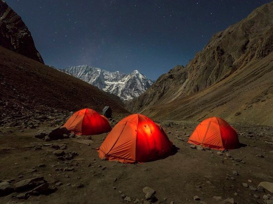 Vẻ đẹp rực rỡ của các khu cắm trại dưới những vì sao - Ảnh 4.