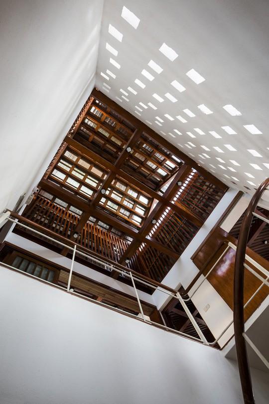 Ngất ngây với ngôi nhà 3 tầng đậm chất kiến trúc Nhật Bản - Ảnh 10.