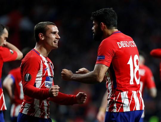 Chung kết Europa League, Atletico Madrid - Marseille: Đội Pháp dè chừng ngôi sao Pháp - Ảnh 1.
