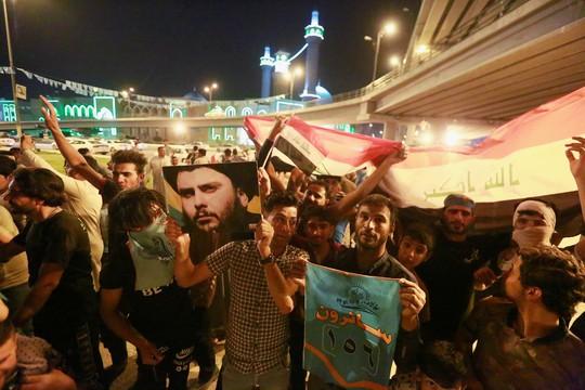 Dân Iraq ngán cả Mỹ lẫn Iran - Ảnh 1.