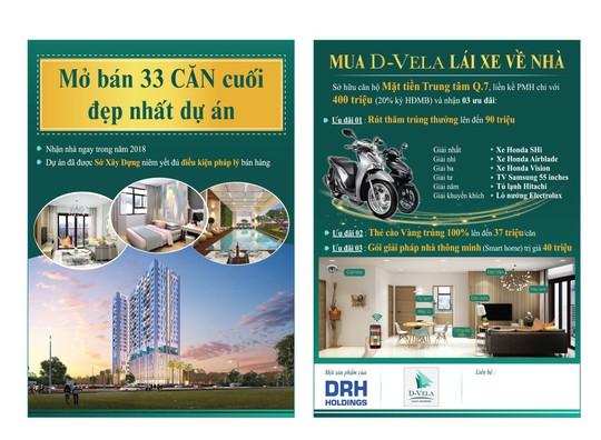 D-Vela mở bán đợt cuối 33 căn hộ đẹp nhất dự án - Ảnh 5.