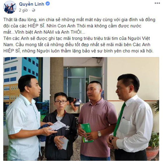 Nghệ sĩ Việt kêu gọi ủng hộ các hiệp sĩ đường phố - Ảnh 2.
