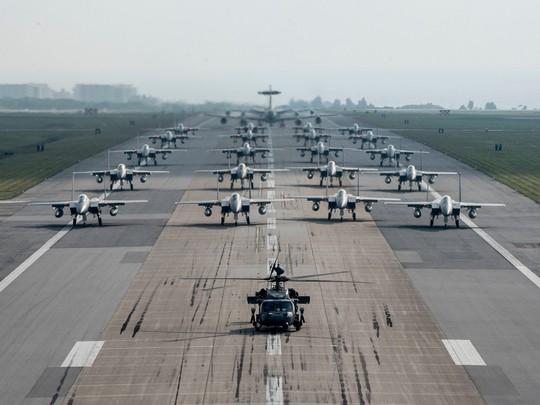 Cuộc tập trận Mỹ - Hàn khiến Triều Tiên nổi giận - Ảnh 3.