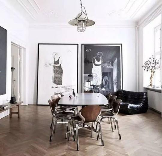 Bí quyết làm mới nhà bằng cách cải tạo sàn và nội thất - Ảnh 2.