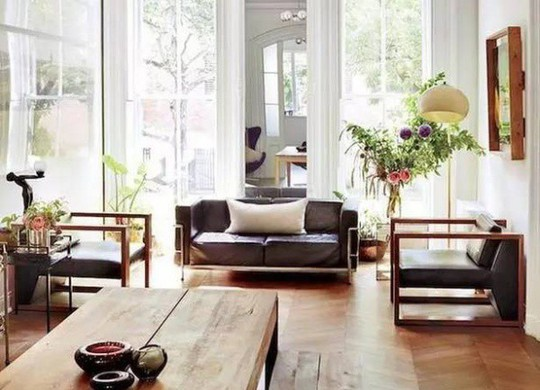 Bí quyết làm mới nhà bằng cách cải tạo sàn và nội thất - Ảnh 3.