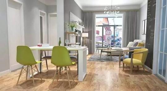 Bí quyết làm mới nhà bằng cách cải tạo sàn và nội thất - Ảnh 4.