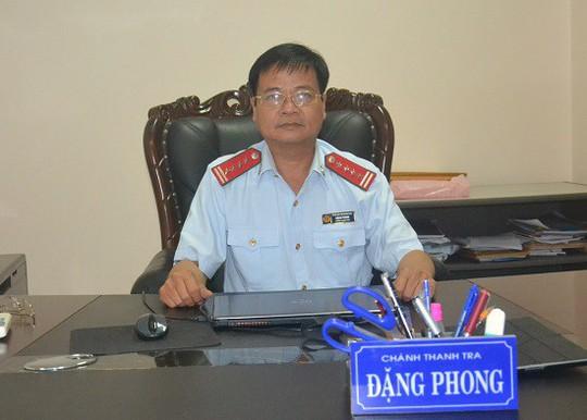 Ông Đặng Phong thay ông Lê Phước Hoài Bảo làm giám đốc sở - Ảnh 1.