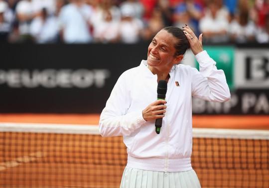 Khi á quân Grand Slam được nước Ý tôn vinh không kém nhà vô địch - Ảnh 4.