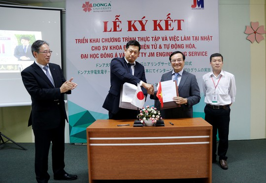 Hợp tác cung ứng nhân lực kỹ thuật cao cho thị trường Nhật - Ảnh 1.