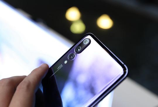 Smartphone P20 Pro 3 ống kính thay thế máy ảnh - ảnh 2