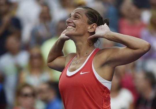 Khi á quân Grand Slam được nước Ý tôn vinh không kém nhà vô địch - Ảnh 2.