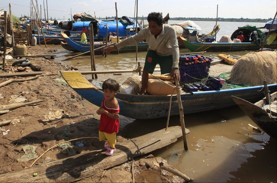 Dự án đập do Trung Quốc hỗ trợ sẽ phá hủy sông Mekong - Ảnh 1.