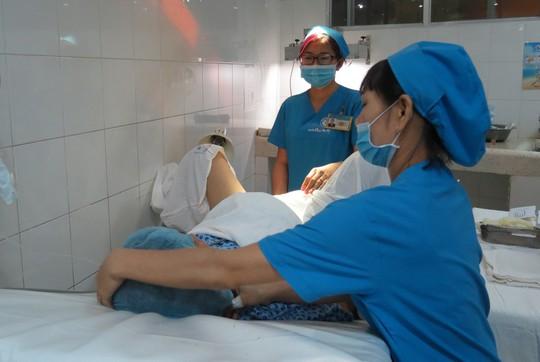 Thai phụ cao huyết áp: Sợ uống thuốc, mẹ con đều nguy - Ảnh 1.