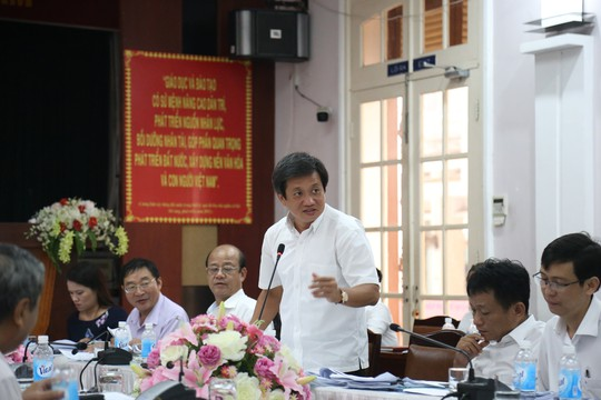 Ông Đoàn Ngọc Hải: Sẽ tái thanh tra nhà, đất công ở quận 1 - Ảnh 2.