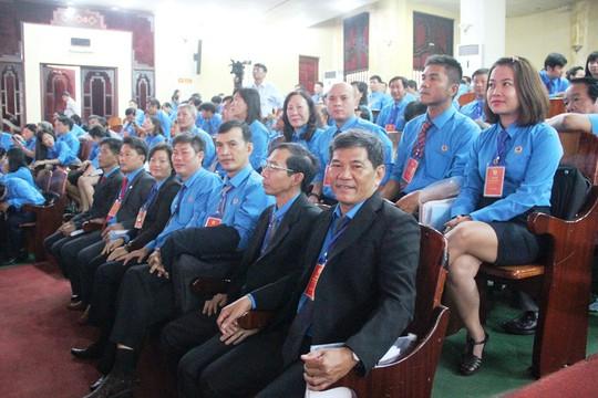 Ông Nguyễn Hòa tái đắc cử chức Chủ tịch LĐLĐ tỉnh Khánh Hòa - ảnh 3