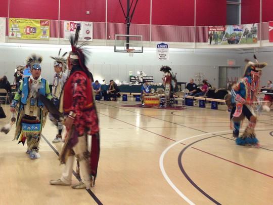 Độc đáo lễ hội 'Pow Wow' của người da đỏ - Ảnh 4.