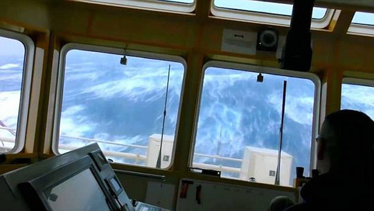 Đi du thuyền trên biển: Trở về từ địa ngục - ảnh 8