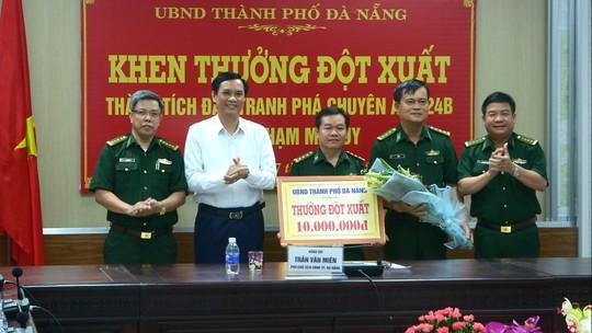 Bắt giữ 3 ông trùm ma túy liên tỉnh tại Đà Nẵng - Ảnh 1.