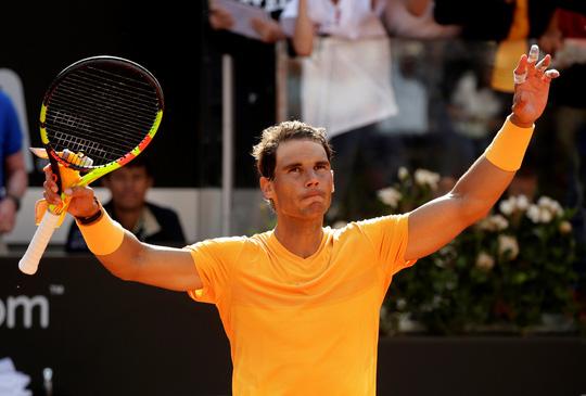 Anh tài hội ngộ tại tứ kết Rome Open 2018 - Ảnh 3.