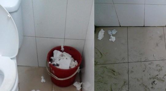 Bộ trưởng Nguyễn Thị Kim Tiến quy trách nhiệm nhà vệ sinh bốc mùi cho giám đốc BV - Ảnh 2.