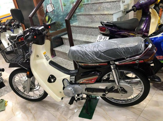 Honda Dream Thái đời 2002 rao bán... 1,2 tỉ đồng - Ảnh 3.