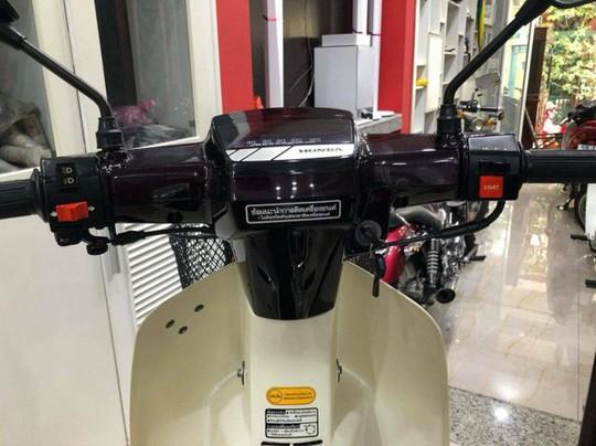 Honda Dream Thái đời 2002 rao bán... 1,2 tỉ đồng - Ảnh 4.