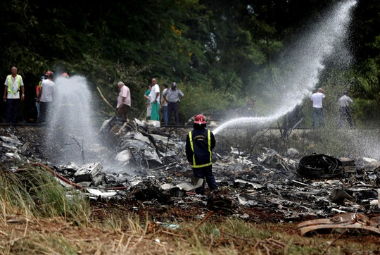 Cuba: Quốc tang tưởng niệm hơn 100 nạn nhân rơi máy bay - Ảnh 1.
