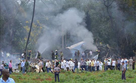 Máy bay chở hơn 100 người rơi và phát nổ ở Cuba - Ảnh 3.
