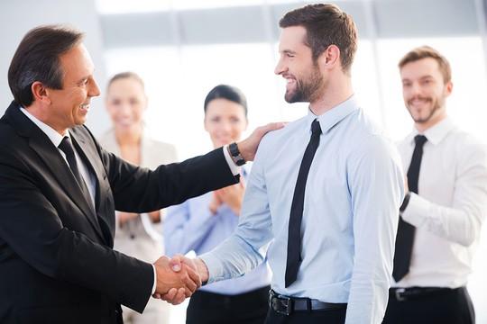 5 động lực để nhân viên làm việc - Ảnh 1.