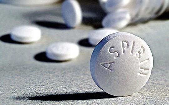 Sử dụng thuốc giảm đau Aspirin có thể bị ung thư da! - Ảnh 1.