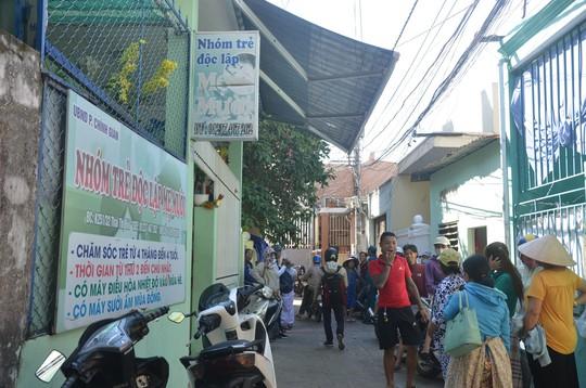 Chủ cơ sở bạo hành trẻ ở Đà Nẵng khai: Đánh để cho bé chịu ăn cháo! - Ảnh 1.