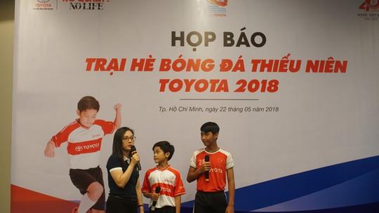 Lê Huỳnh Đức và Phan Thanh Bình quản lý trại sinh nhí - Ảnh 1.