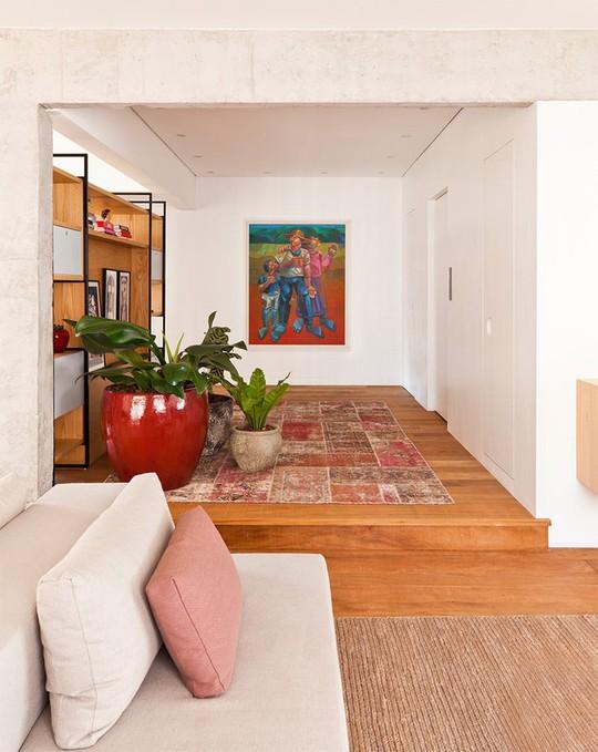 Cải tạo nhà theo hướng tích hợp các phòng - Ảnh 1.